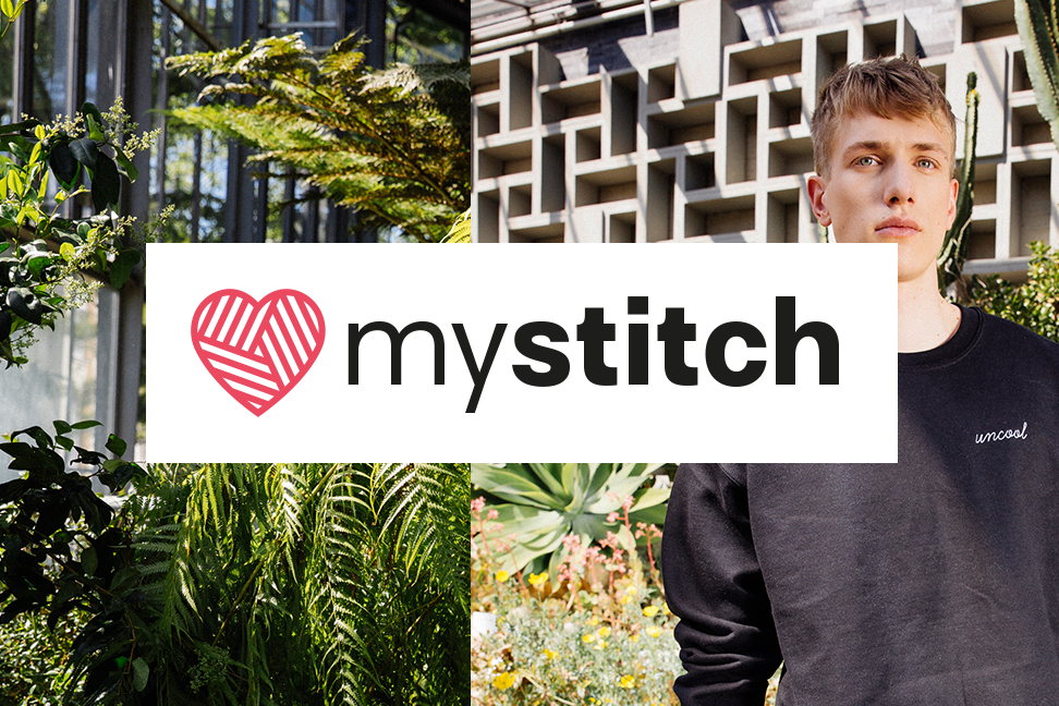 mystitch - Corporate Design